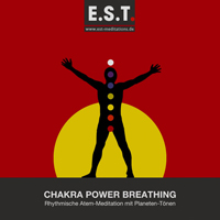 New CD: Active Meditation 'Chakra Power Breathing'