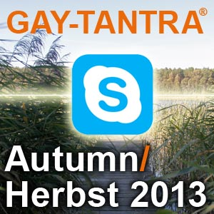 GAY-TANTRA in Autumn - Group video call 11.9.2013