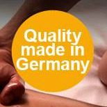 MasseurTraining: Quality made in Germany