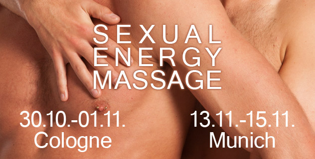 Sexual Energy Massage